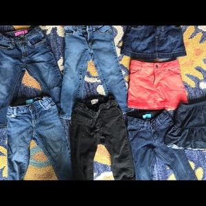 Other - Girls Denim bundle 24 mo-2T